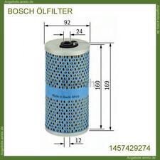 BOSCH ÖLFILTER MERCEDES G-KLASSE W460 W461 W463 250 290 300 350 GD TURBO