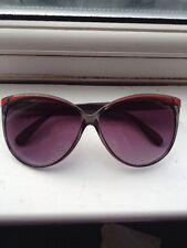 Primark Grey Red Purple Sunglasses Shades