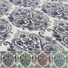 Tessuti e stoffe Damasco per hobby creativi fodera al metro
