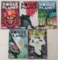 Oni Press-Rogue Planet #1-5 Complete Series-Cullen Bunn Sci-Fi/Horror