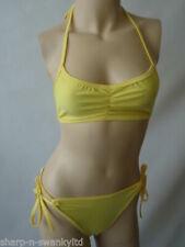 Bikini in seta per il mare e la piscina da donna