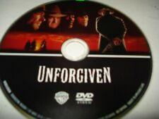 Unforgiven Wdscrn Dvd Disc Only Used Tested Freeship Notracking