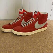 Nike Blazers - Red - Size 9 UK