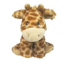 GUND BABY BROWN & TAN GIRAFFE # 4058265 STUFFED ANIMAL PLUSH TOY LOVEY SOFT
