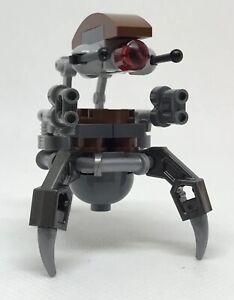 NEW LEGO Star Wars Droideka Destroyer Droid Minifigure 75000 Mini Figure