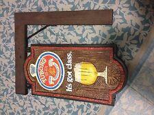 Vintage Tuborg Beer Sign
