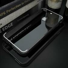 Luxury Ultra-Thin Soft Clear Bumper Mirror Case Cover For iPhone X 8 6S 7 Plus 5
