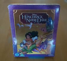 Der Glöckner von Notre Dame / Limited Steelbook / Disney / neu / new / Rare OOP