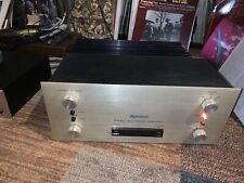 1975 Dynaco Stereo 400 HiFi Audio Power Amp Tested Working 200W X2 Classic