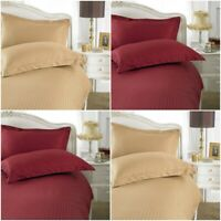 5* LUXURY 100% EGYPTIAN COTTON DUVET/QUILT COVER BEDDING SET DOUBLE KING SUPER