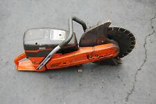"""Husqvarna K1260 Cut off saw 16"""" blade"""