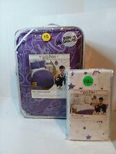 Harry Potter Super Soft Full Queen Bed Set Comforter & 2 Shams & 3 Piece Sheet