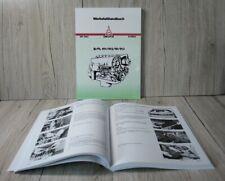 Deutz Werkstatthandbuch Diesel Motor für Traktor F6L913G .