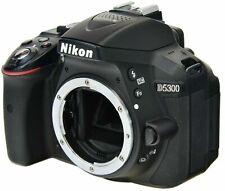 Neues AngebotNikon d5300 24.2 MP Digital SLR Kamera-Schwarz (Body Only)