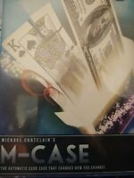 M-Case DVD: Mickael Chatelain - Magic Card Tricks