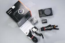 Sony a6300 24.2 MP fotocamera otturatore 3.4k mirrorless 4K video APS-C CORPO ILCE - 6300