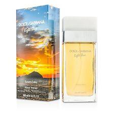 Light Blue Sunset In Salina By Dolce & Gabbana 100ml Edts Womens Perfume