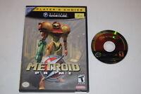 Metroid Prime Nintendo GameCube Game Disc w/ Case