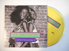 ACID WASHED : HOUSE OF MELANCHOLY [ CD ALBUM PROMO PORT GRATUIT ]