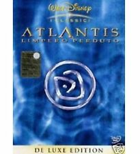 DISNEY DVD Atlantis L'impero perduto - De luxe in 2 dvd