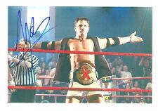 m501  A.J. Styles signed wrestling 8x10 w/COA