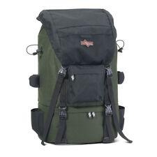 IRON CLAW Mountaineer Angel-Rucksack für Raubfischangler Kühlfach Köder-Tasche