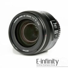 NEW Canon EF 35mm f/2 IS USM Lens