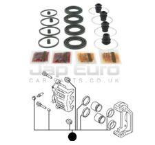 Gratuit Flexible de freins Convient Nissan Elgrand E51 3.5i 2.5 N//S Avant Étrier De Frein