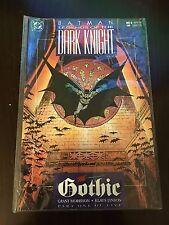 DC Comics Batman Legends of the Dark Knight No 6 Gothic April 1990 VF