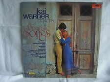 kai warner Singers. 'Romantic Songs' Vinyl Album