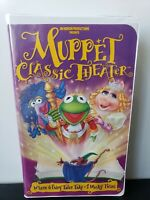 Muppet Classic Theater (VHS, 1994)
