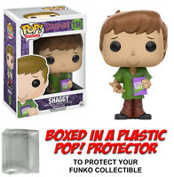 Funko POP! Animation ~ SHAGGY VINYL FIGURE w/Protector Case ~ Scooby-Doo