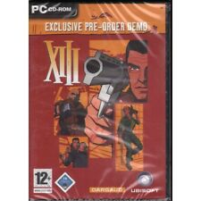 XIII Exclusive Pre-Order Demo PC CD-Rom / Ubisoft Sigillato