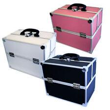 Neceseres, cajas y maletines de maquillaje rosa
