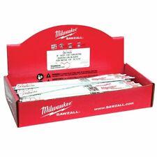 Milwaukee 48-01-7788 9 pulgadas 18-Tpi resistente cuchilla de sierra de metal - 100pk