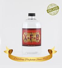 16 Fluid Ounce 200 Proof Ultra Pure Organic Food Grade Grain Alcohol By X-F-B