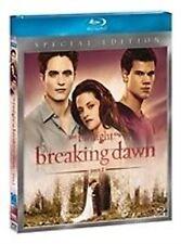 Twilight Saga Breaking Dawn  Part 1 Special Edition Blu-Ray Disc Nuovo Sigillato