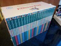 The Famous Five Collection 22 Books Box Set Collection Enid Blyton Children Kids
