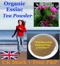 Essiac Tea. ADVANCED 8 Herb Formula - 20% VITAL Sheep Sorrel Root. 32 Days Tea
