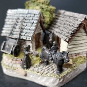 David Winter Lancashire Donkey Shed of The Shire 1992