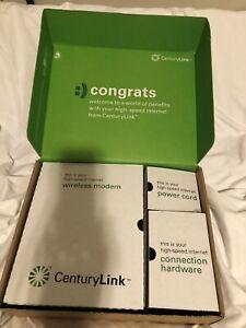 Centurylink Technicolor C2100T 1000 Mbps 4 Port Modem Router