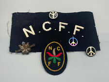 More details for collection of 1920-80s british boy scout camp patches & badges backwoodsman etc