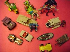GALOOB MICRO MACHINES lot of 16 pieces