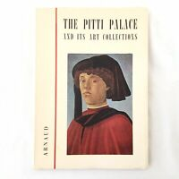 The Pitti Palace And Its Art Collections Handbook & Itinerary 1965 A. Ciaranfi