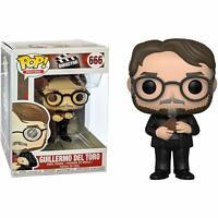 Guillermo Del Toro Pop Figure Funko Horror Directors Movie #666 New MIB Mint