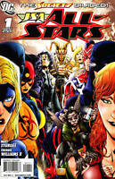 JSA All-Stars #1 Comic Book - DC The Society Divided! 2010