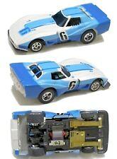 1979 Aurora AFX Speedsteer Corvette GT Vette TCR H.O. Slot less Car Unused Nice!