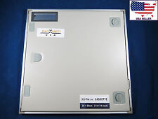Medical X Ray Cassette 14'' x 14'' With Window Green RAYXMED USA