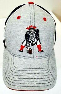 NE Patriots NFL Football Reebok Gridiron Classic Hat Cap Older Embroidered Logo