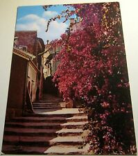 France Bormes les Mimosas Rue Rompi Couou MAR - posted 1980